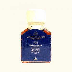 ausiliari pittura olio medium per velature maimeri puro 75 ml