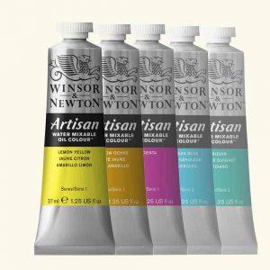 colore olio ad acqua 37 ml artisan winsor e newton