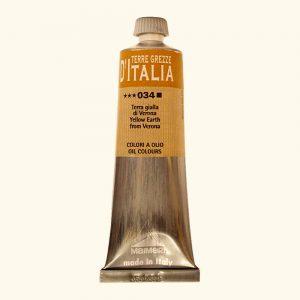 colore olio terre grezze ditalia 60 ml maimeri