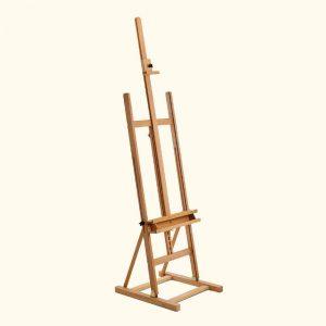 cavaletto in legno da studio tiber