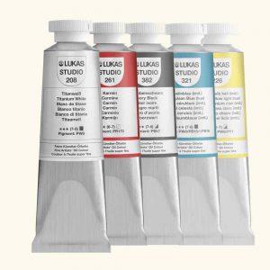 colori olio studio lukas 37-ml