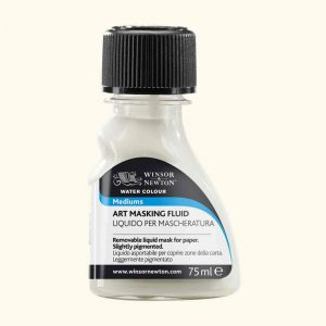 liquido per mascheratura masking fluid winsor e newton 75ml