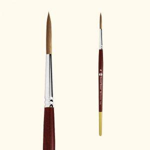 pennello tiralinee rigger da fili serie 14