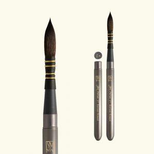 pennello sintetico acquerello serie 700 n4