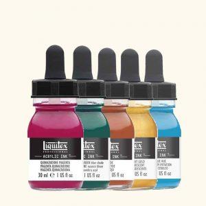 acrylic ink liquitex 30ml