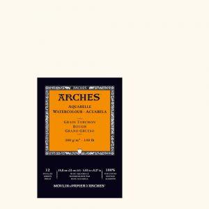 blocco arches grana torchon A5