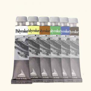 colori acrilici polycolor 20 ml maimeri