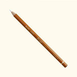 matita carboncino bianca