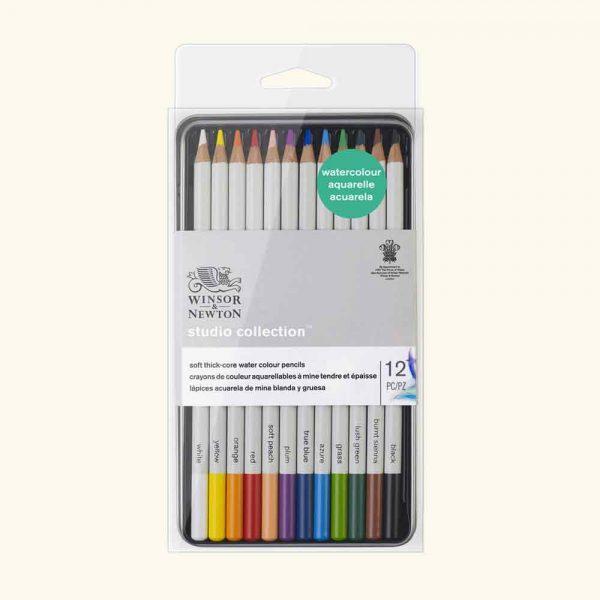 matite acquerello 12pz