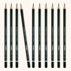 matite grafite lira diverse misure