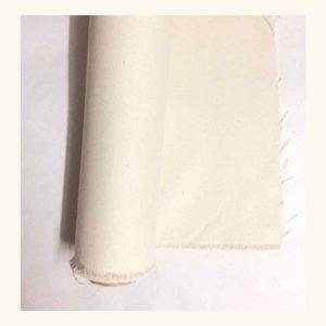 tela cotone grezza pintura