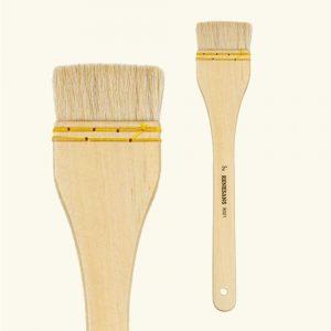 Hake brush pennello pitture cinese piatto